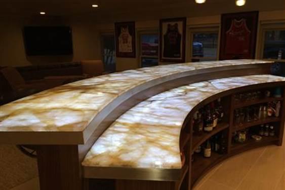 Tylerco Offers Slablite Backlighting Panels